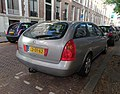 Nissan Primera Break Netherlands diplomatic plate (Panama) (43776377054).jpg