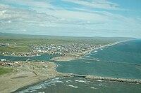 Nome Alaska aerial 2006.jpg