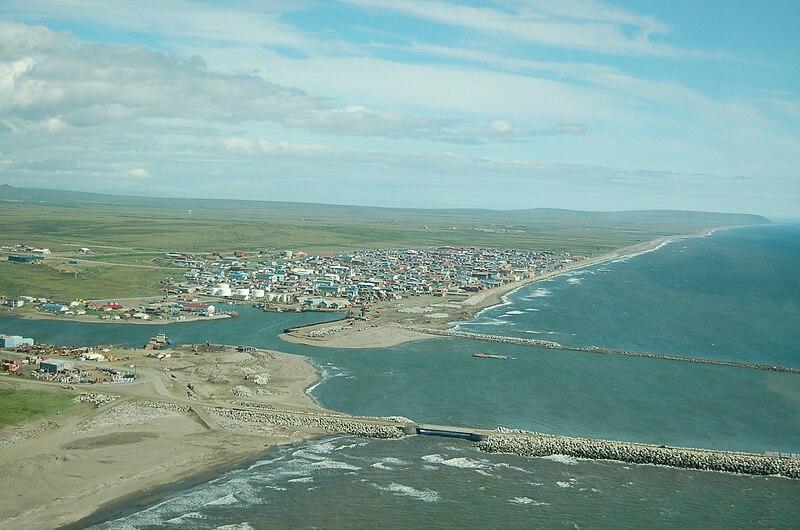 File:Nome Alaska aerial 2006.jpg