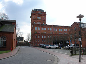 Nordwolle - Former Factory Building