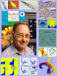 Norman Zabusky with images and space-time diagrams.pdf