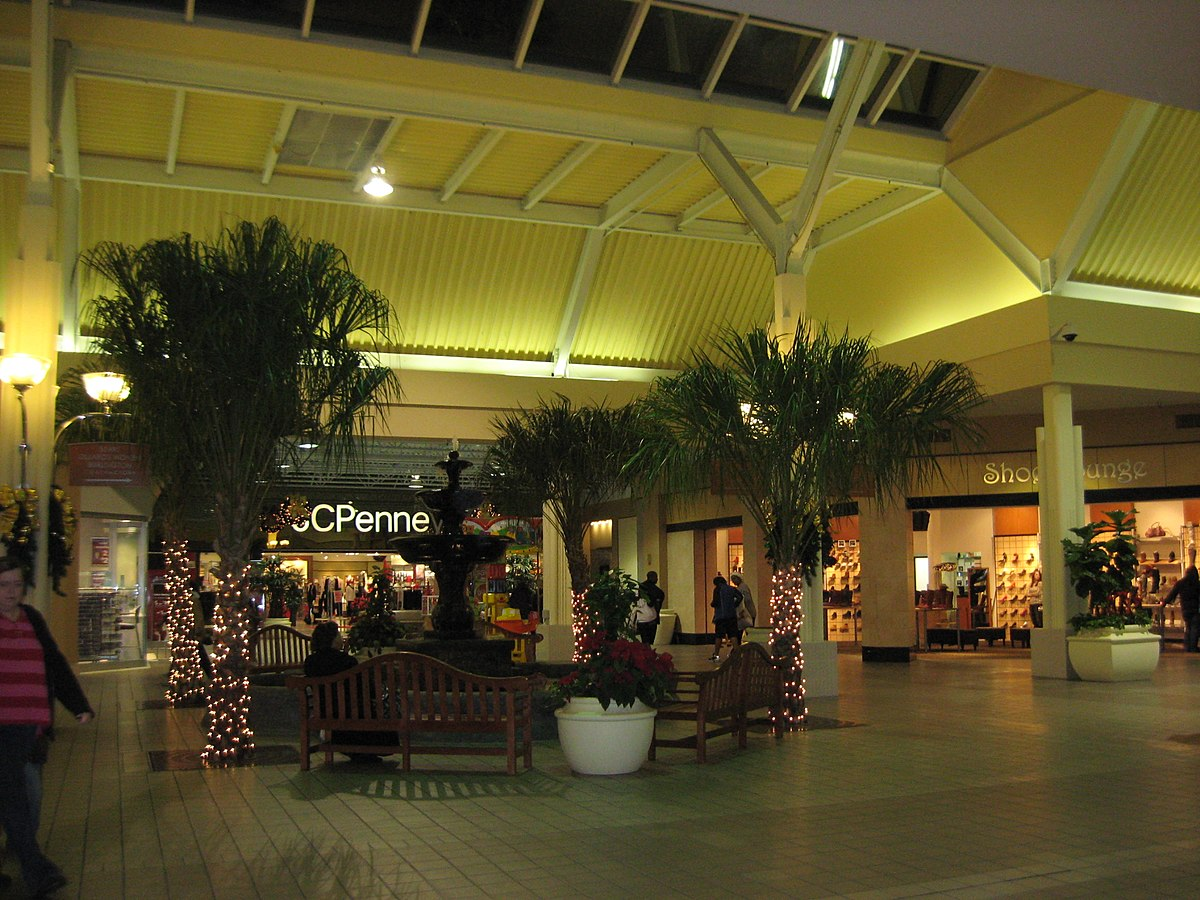 Rockingham Mall Shoe Stores