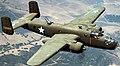 North American Aviation's B-25 medium bomber, Inglewood, Calif (cropped).jpg
