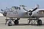 North American B-25 Mitchell '3-28204' 'Pacific Princess' (N9856C) (26238508820).jpg