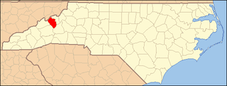 National Register of Historic Places listings in Yancey County, North Carolina Wikimedia list article