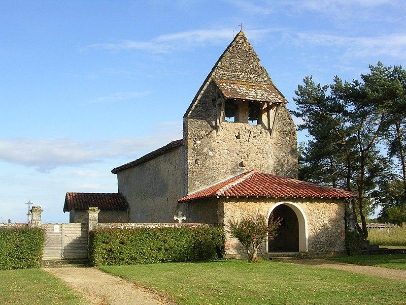 Chapelle de la course landaise