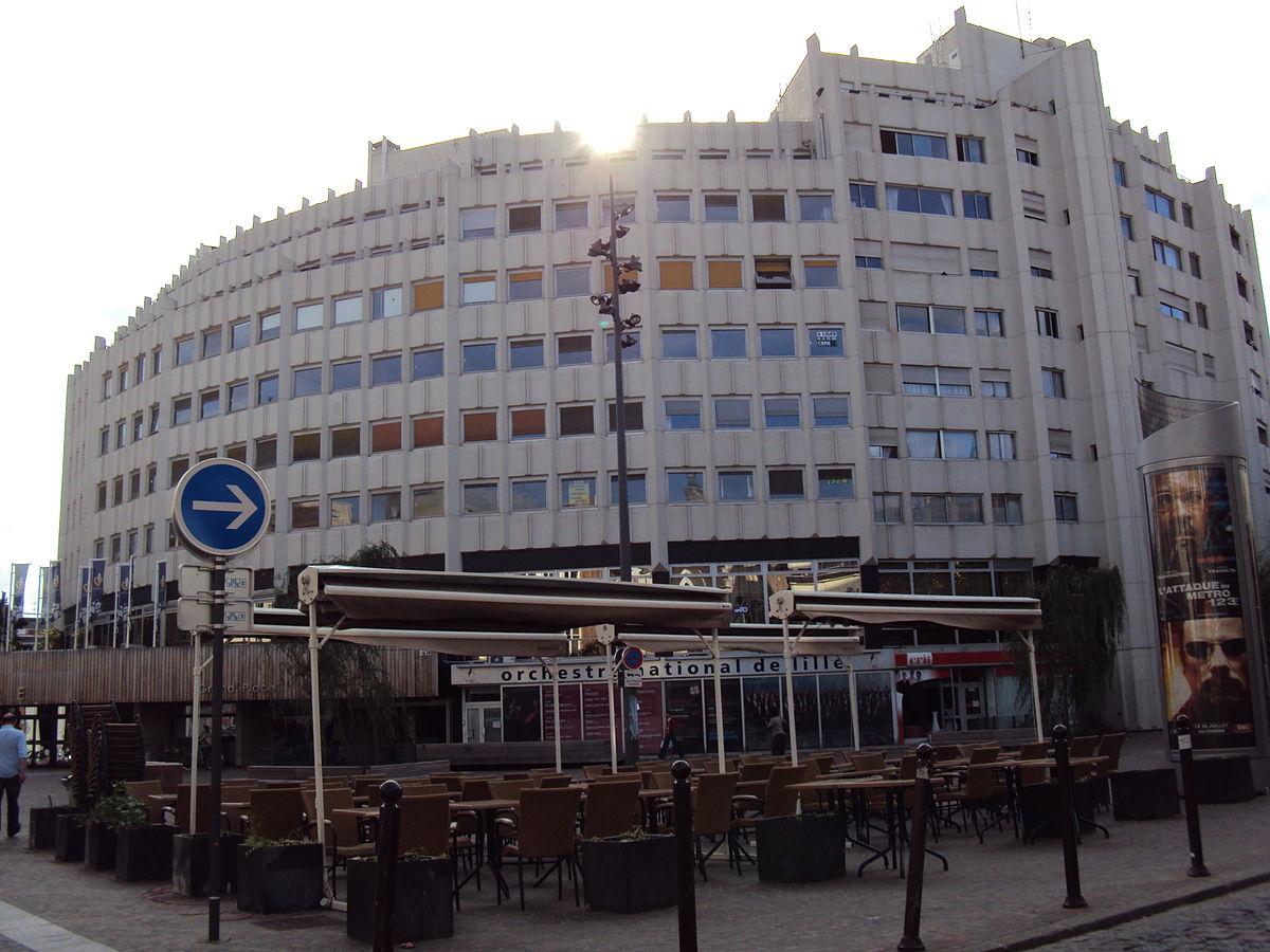 Parking Hotel De Ville Mantes La Jolie
