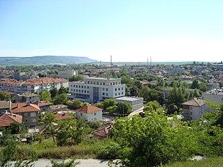 Novi Pazar, Shumen Province Place in Shumen, Bulgaria