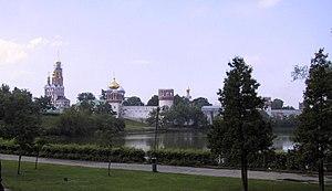 Novodevichy summer
