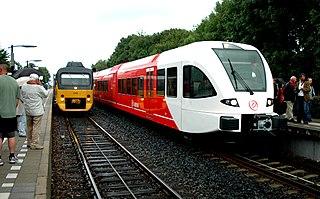 Bad Nieuweschans railway station railway station in the Dutch village of Bad Nieuweschans