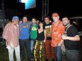 Nube 9 junto a los Beach Boys en Louisville, Kentucky.jpg