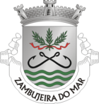 Wappen von Zambujeira do Mar