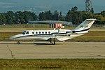 OO-CIV Cessna 525A CitationJet CJ2 C25A - AAB (29890113352).jpg
