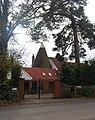 Oast house, Corseley Rd - geograph.org.uk - 1588077.jpg