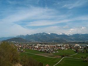 Oberriet - Image: Oberriet