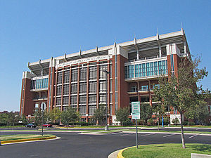 Oklahoma Sooners - Oklahoma University – Memorial Stadium – Norman, Oklahoma (6088942148)