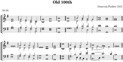 Metrical psalter - Wikipedia