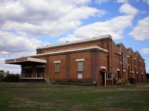 Clifton, Queensland - Old Clifton Butter Factory, 2007