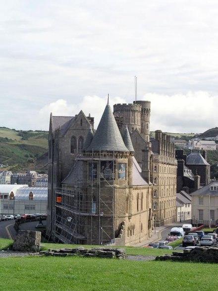 Aberystwyth University Parry Williams Building Address