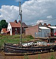 Old Fishing Boat at Barton Haven - geograph.org.uk - 875300.jpg