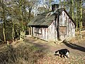 Old Hunting Lodge, Moneybury Hill - geograph.org.uk - 1190048.jpg