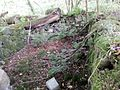 Old Laigh Borland cottage's pigsty, Dunlop, East Ayrshire, Scotland.jpg