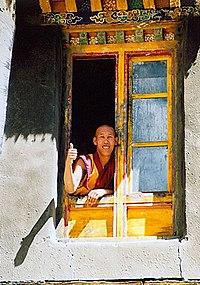 Old Lhatse Monastery, Tibet. 2000 Care Linde.jpg