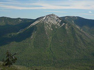William O. Douglas Wilderness - Image: Old Scab Mountain 16969