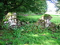 Old blocked gate at Auchans.JPG