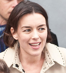 Olivia Williams postman