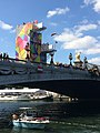 Olympic Days Paris June 2017 - Diving Platform Pont Alexandre-III 08.jpg