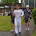 Olympic Torch 2012 at Jodrell Bank 1.jpg