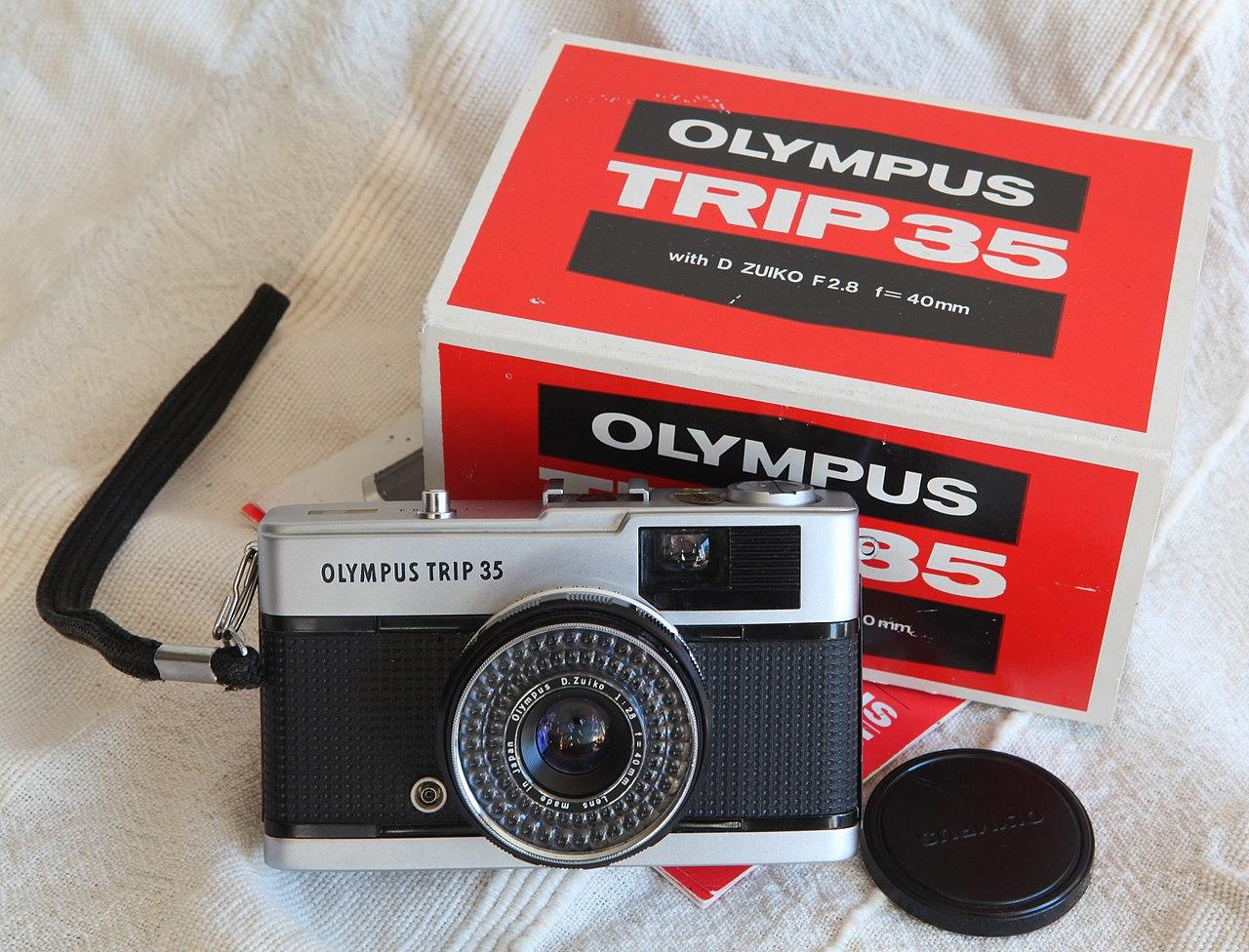 Dating olympus trip 35