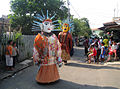 Ondel-ondel street performance in Jakarta 2.jpg