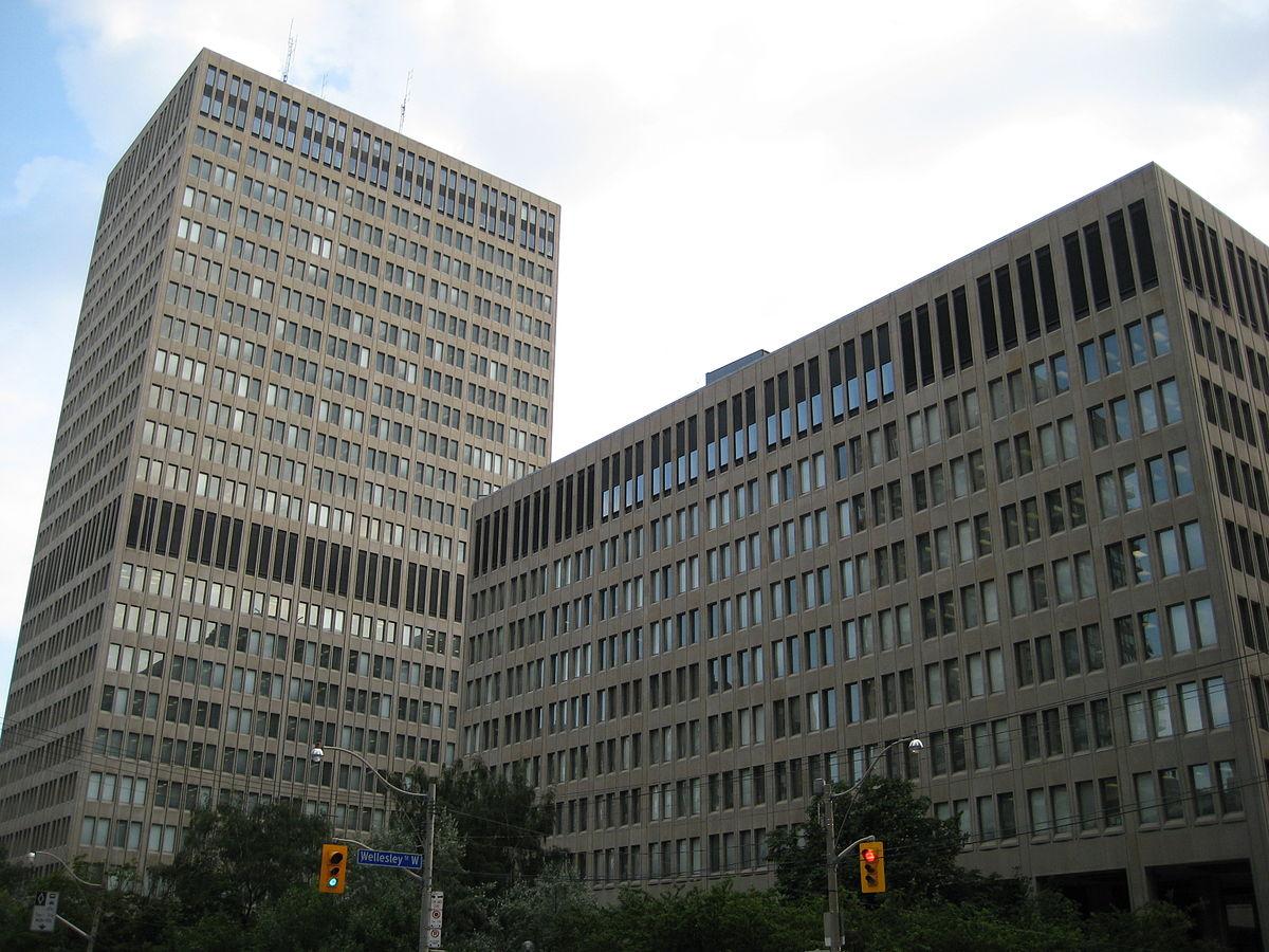 Ontario Government Buildings Wikipedia – Buildings & Landmarks Invitation Cards