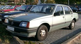 Image illustrative de l'article Opel Ascona
