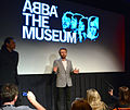 Opening of ABBA- The Museum 2013.jpg