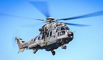 Eurocopter EC725 - A EC725 of the Brazilian Navy
