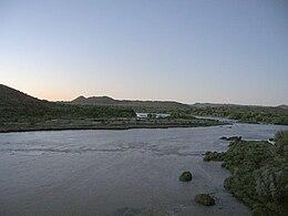 Orange River Dusk Vaal