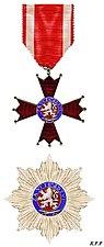 Orde van de Witte Leeuw voor de Overwinning 1945.jpg