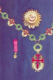 Military Order of Saint James of the Sword Portuguese honorific order