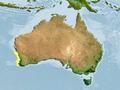 Orectolobus floridus range map.png