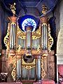 Orgue Saumet, de 1758, dans l'église.jpg