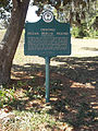 Ormond Beach FL mound marker01.jpg