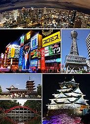 Osaka – Veduta