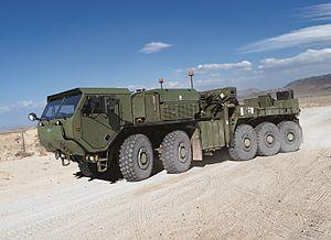 Oshkosh Logistic Vehicle System Replacement (LVSR)