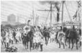 Otto Bache - Hestegarden udskibes fra Korsør.png
