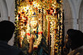 Our Lady of Mylapore, Mylai Matha in a chariot.jpg