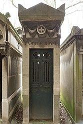 Tomb of Moyse
