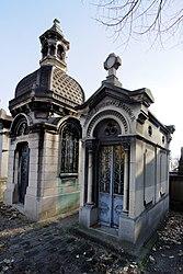 Henri Mathieu: Tomb of Boudinot and Baudier
